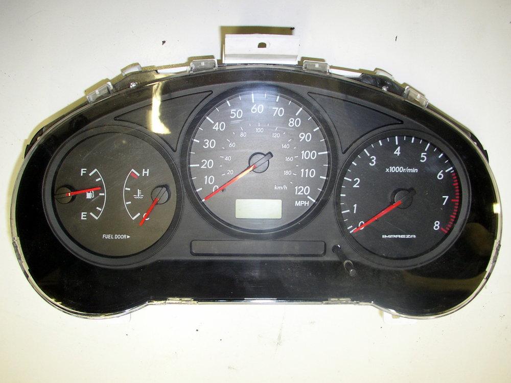 Instrument Panel (2002-2007 Impreza)