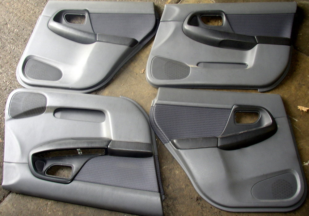 Interior trim, Door panel set (2002-2007 Impreza)