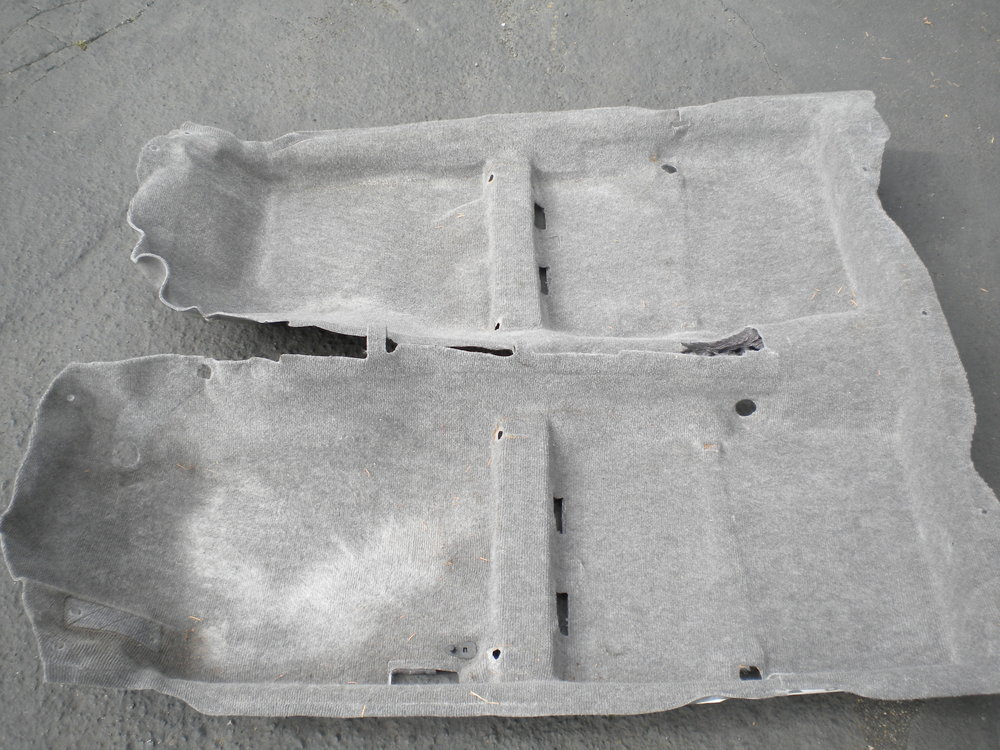 Interior, Carpet (2002-2007 Impreza)