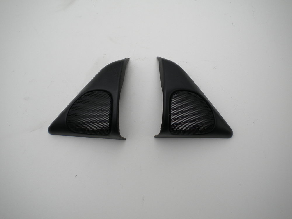 Interior, Tweeter covers (2002-2007 Impreza)
