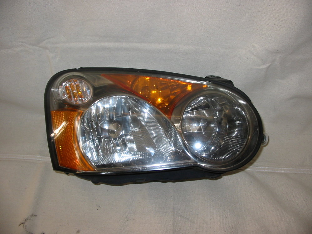 Light, Headlamp Assembly RH (2002-2007 Impreza)