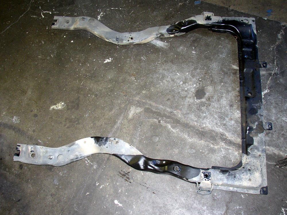 Sub frame Assembly (2002-2007 Impreza)