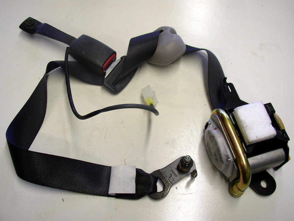 Seat belt, Front (2002-2007 Impreza)