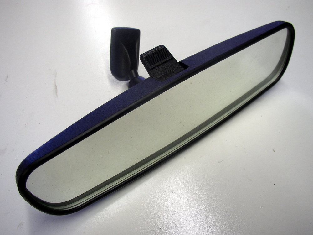 Interior, Rear view mirror (2002-2007 Impreza)