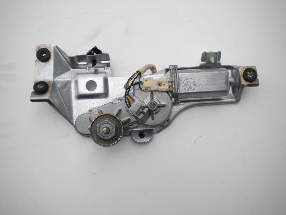 Wiper motor, rear (2002-2007 Impreza)