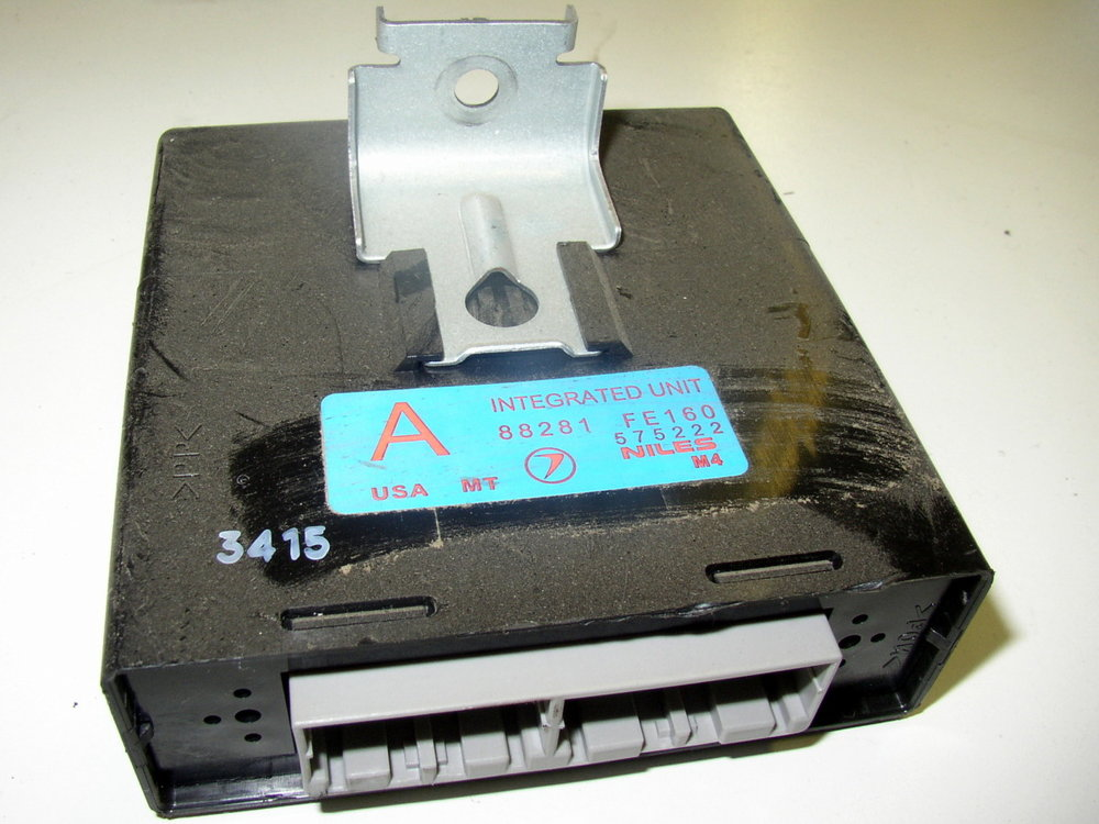 Control unit, Integrated unit # 88281fe160 (2002-2007 Impreza)