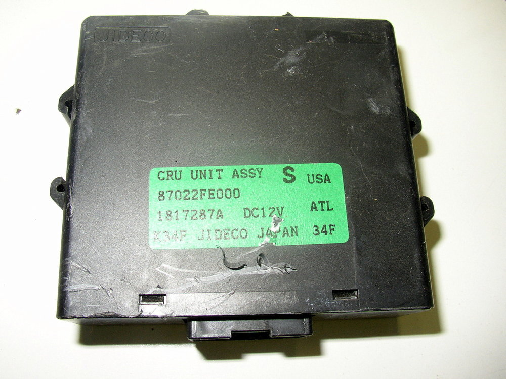 Control Unit, Cruise Control #87022fe000 (2002-2007 Impreza)