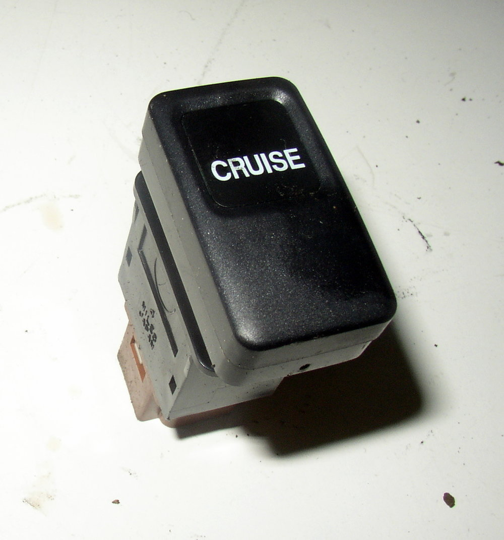 Cruise on-off Switch (2002-2007 Impreza)