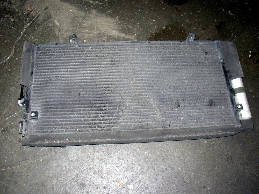 HVAC Condenser (2002-2007 Impreza)