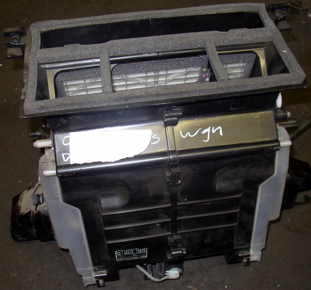 HVAC Heater box & Heater core #72110FE033 (2002-2007 Impreza)
