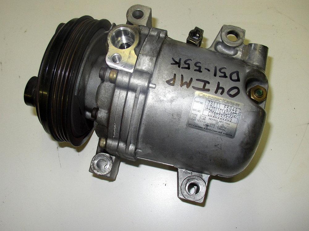 HVAC Compressor P# 73111fe040 (2002-2007 Impreza)