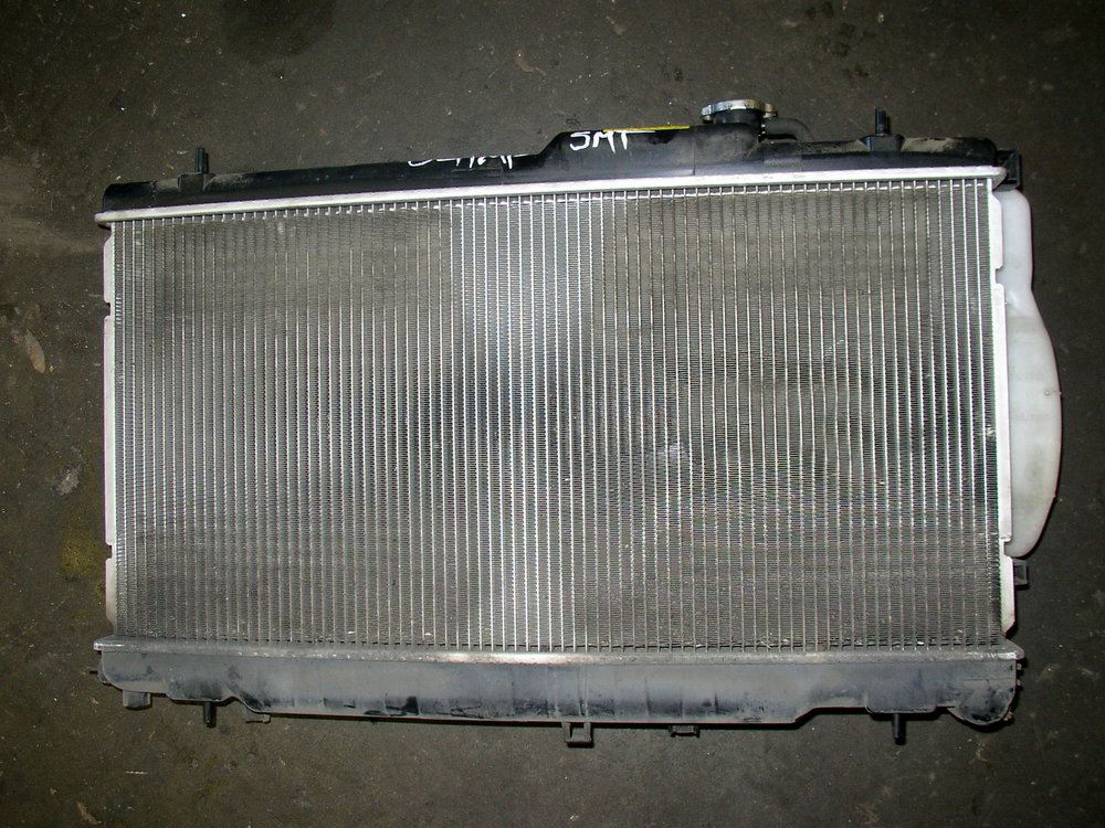 Radiator, Fans, & Bottle (2002-2007 Impreza)