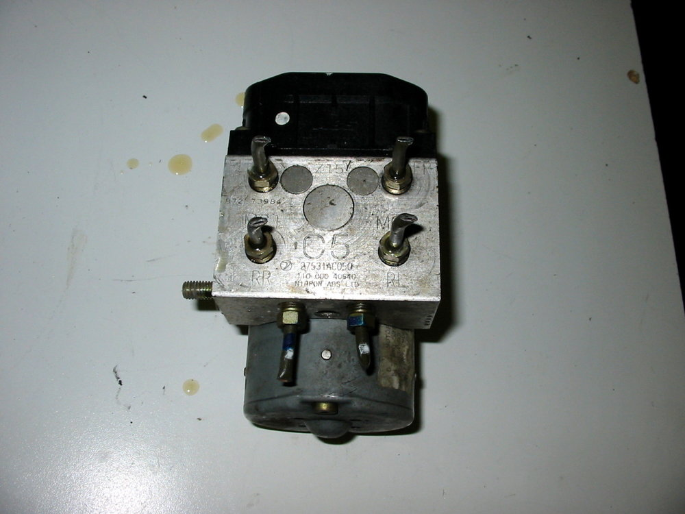 ABS pump #27531AC050 (1998-2001 Impreza)