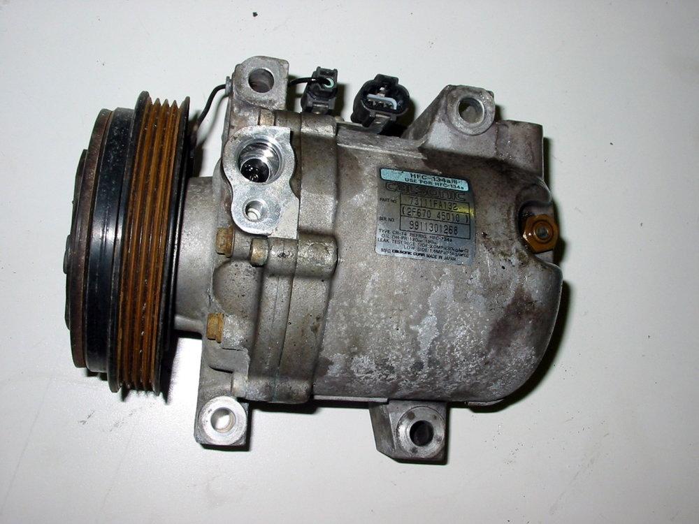 HVAC compressor # 73111FA132 (1998-2001 Impreza)