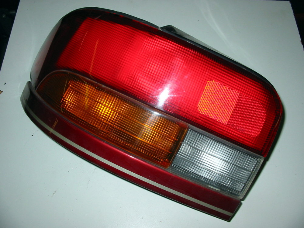 Light, Tail, LH, Wagon (1998-2001 Impreza)
