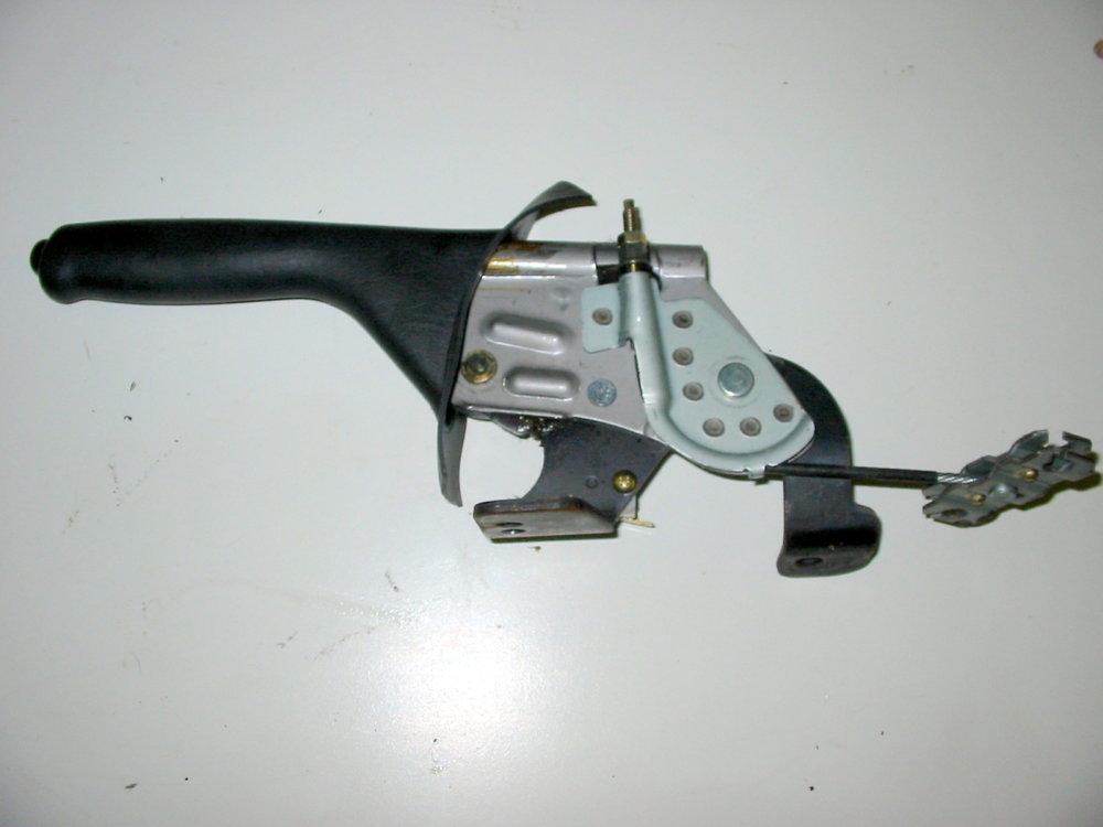 Parking Brake Handle (1998-2001 Impreza)