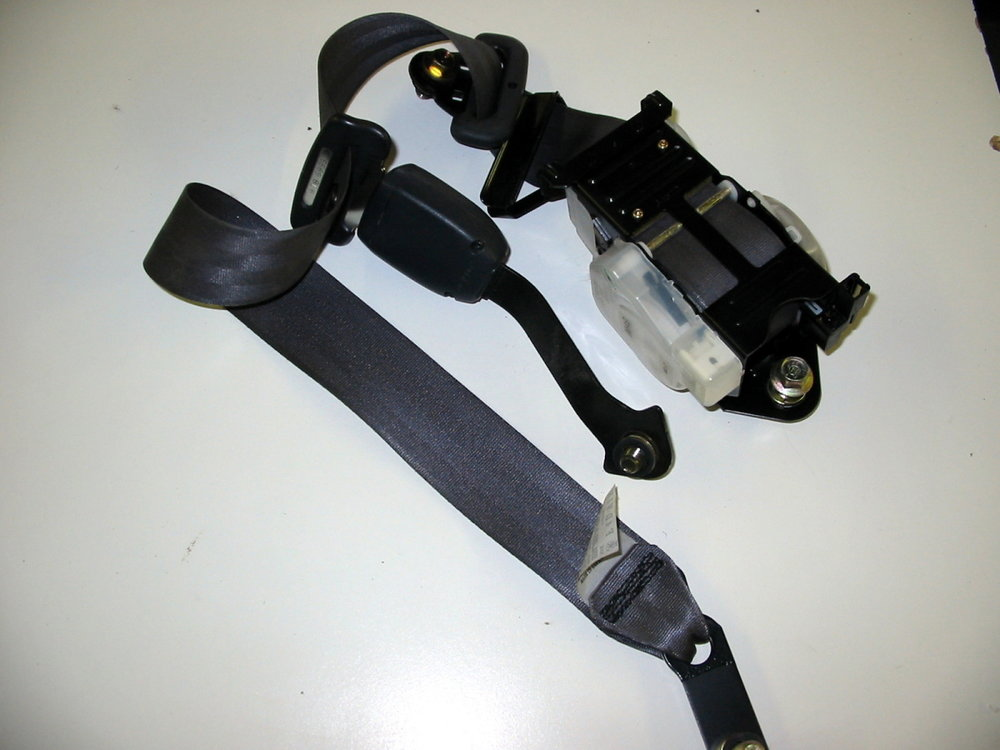 Seat belt, LF (1998-2001 Impreza)