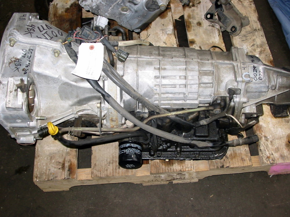 Transmission, 4EAT, Gear Ratio: 4.11 (1998-2001 Impreza)