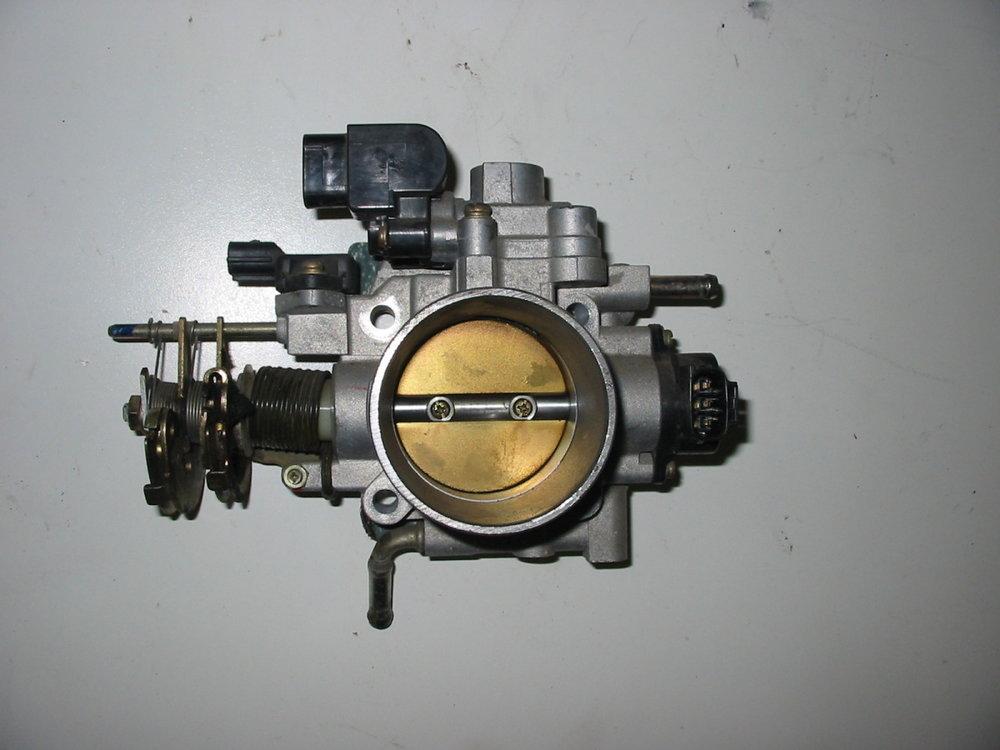 Throttle body Assembly Hitachi #RTT80-35 (1998-2001 Impreza)