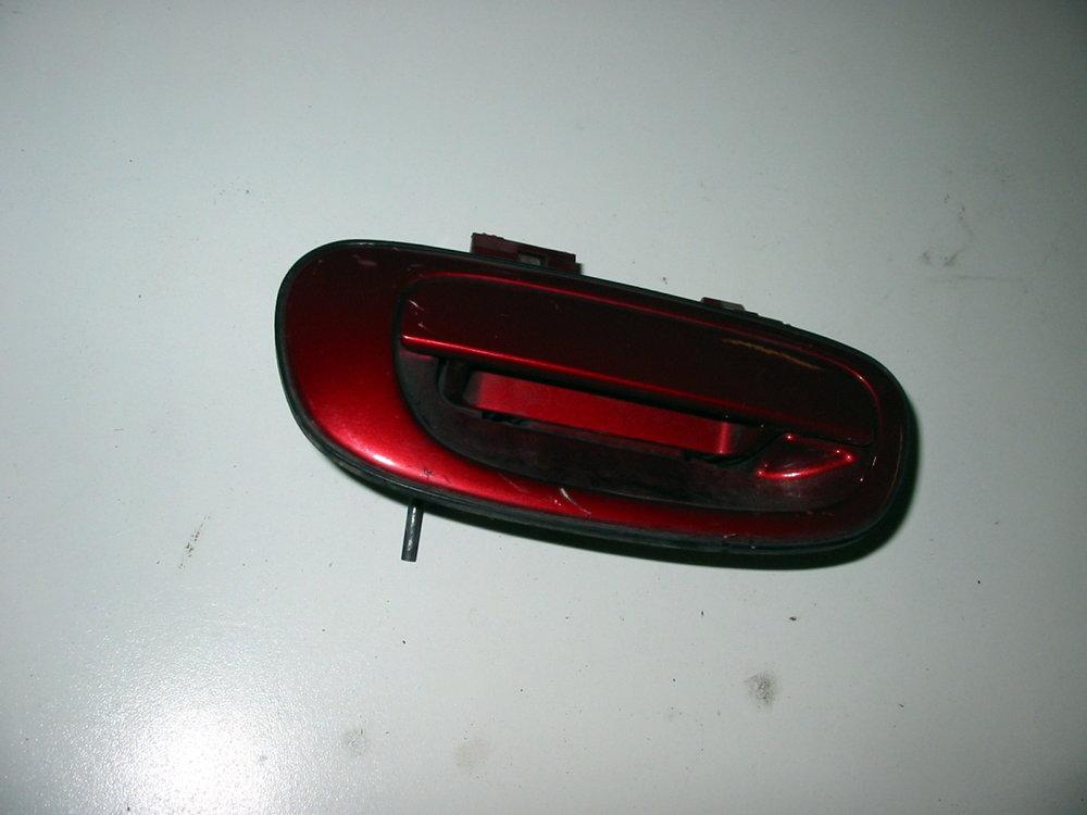 Handle, door, RR (1998-2001 Impreza)
