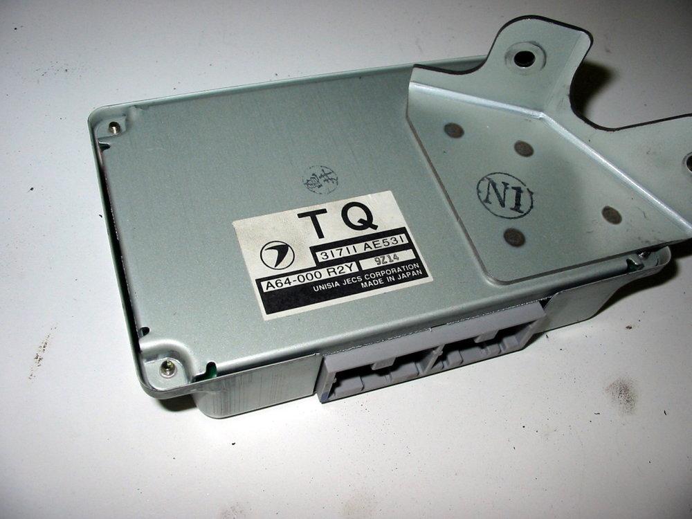Control unit, transmission # 31711AE531 (1998-2001 Impreza)