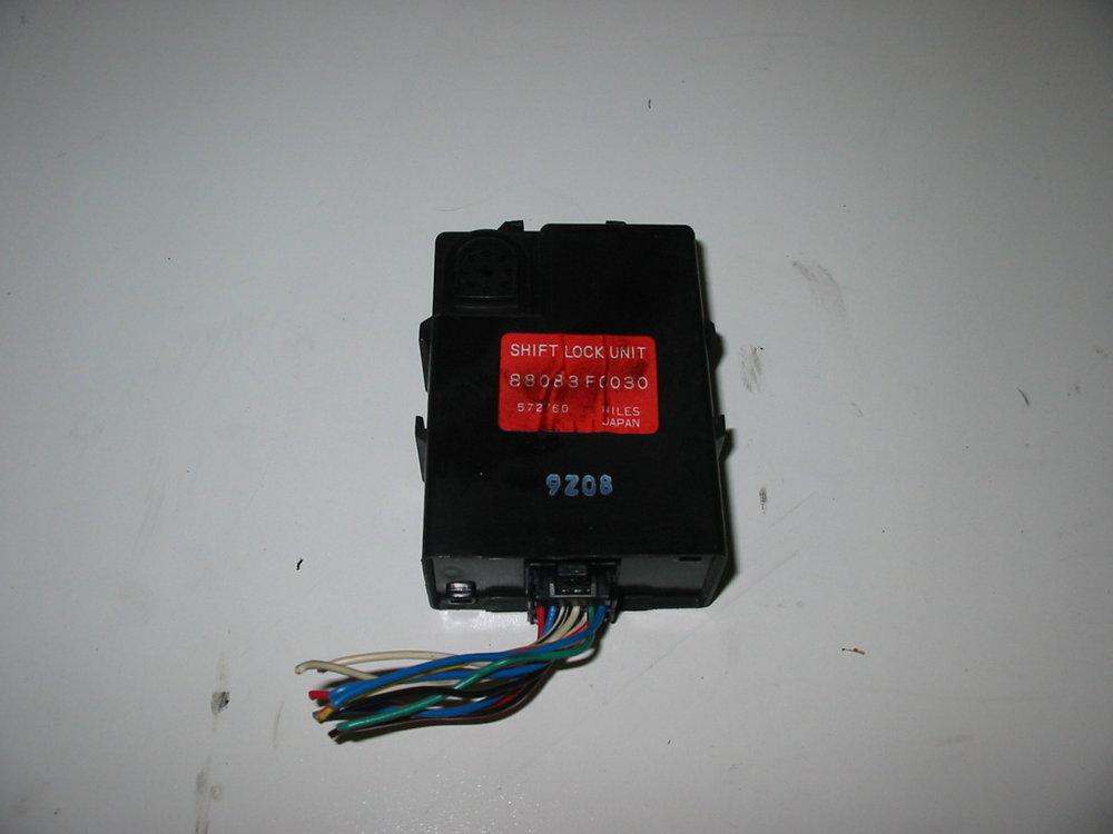 Control unit, shift lock # 88083FC030 (1998-2001 Impreza)
