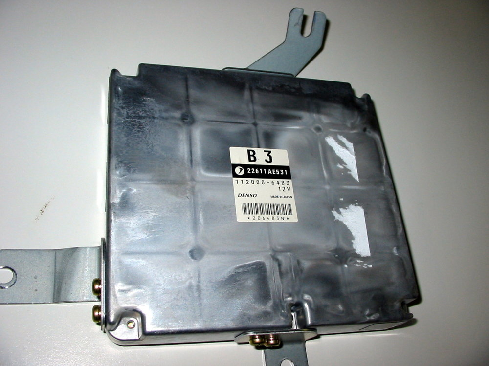 Control unit, engine # 22611AE531 (1998-2001 Impreza)