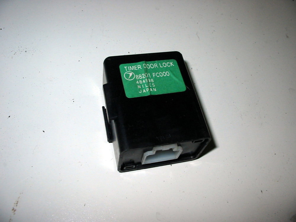 Control unit, door lock timer # 88201FC000 (1998-2001 Impreza)