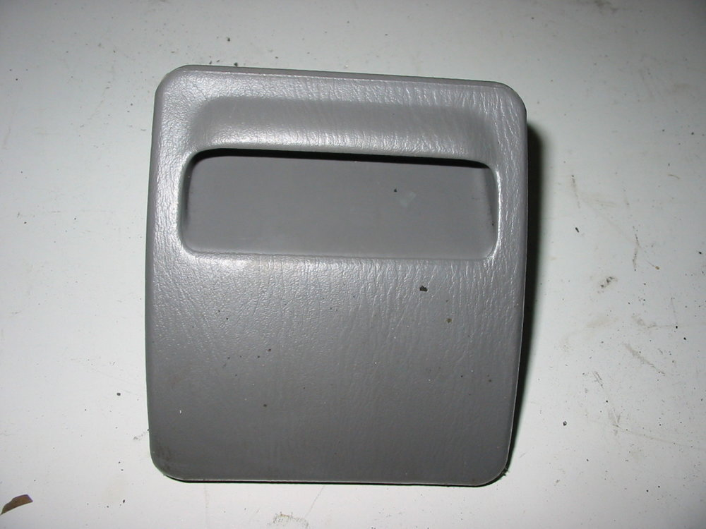 Fuse Box Cover (1998-2002 Forester)