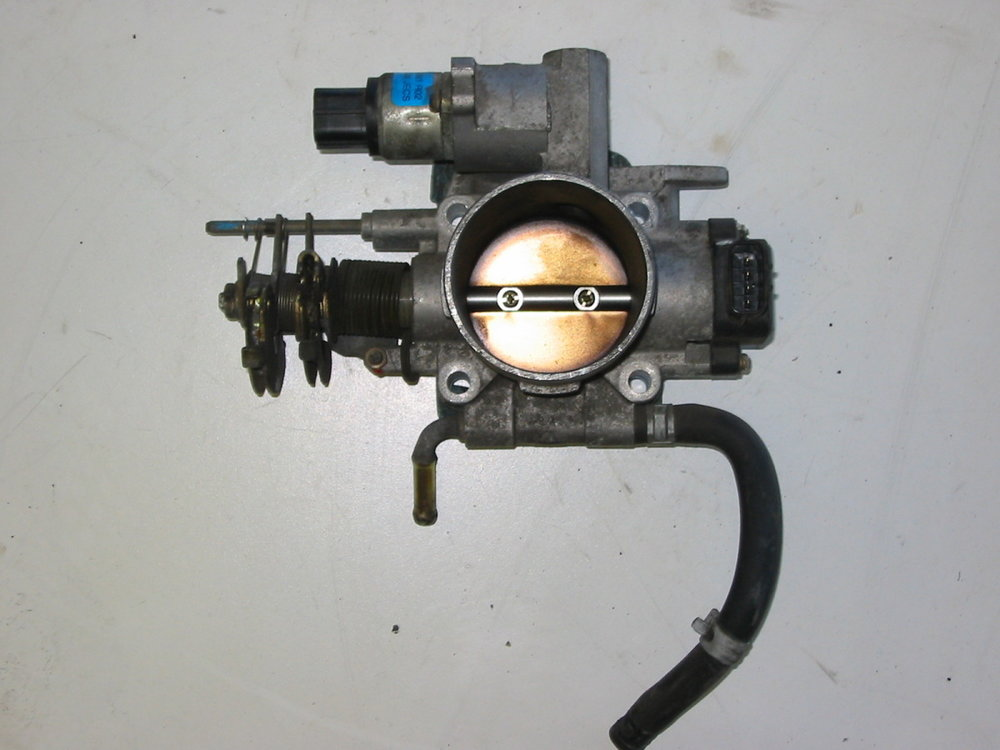 Throttle Body Assembly (1998-2002 Forester)