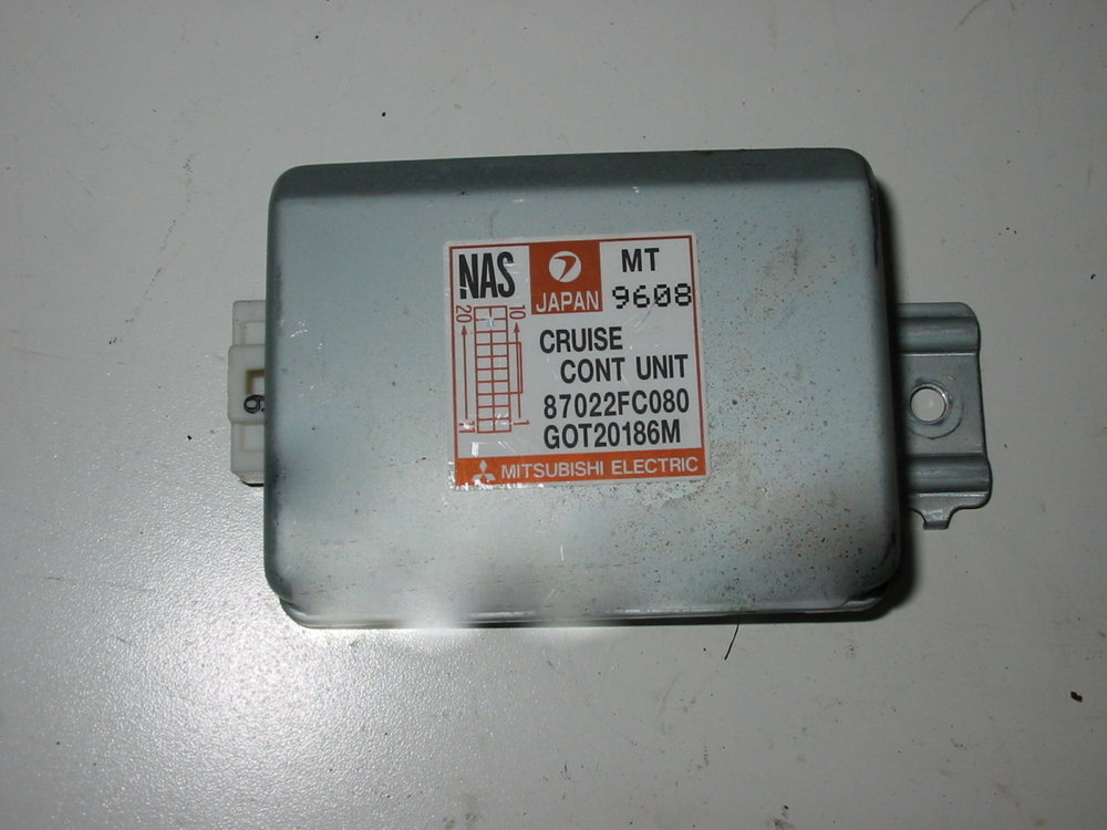 Cruise Control Unit #87022FC080 (1998-2002 Forester)