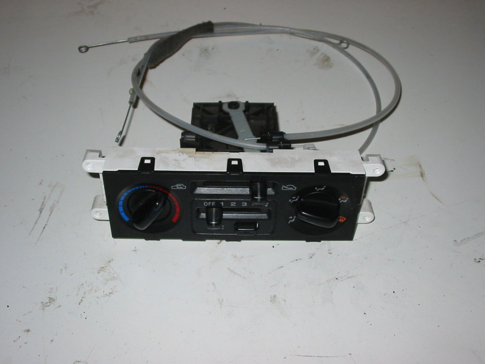 HVAC Mode Control (1998-2002 Forester)
