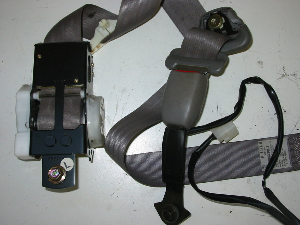 Seat Belt, Drivers (1998-2002 Forester)