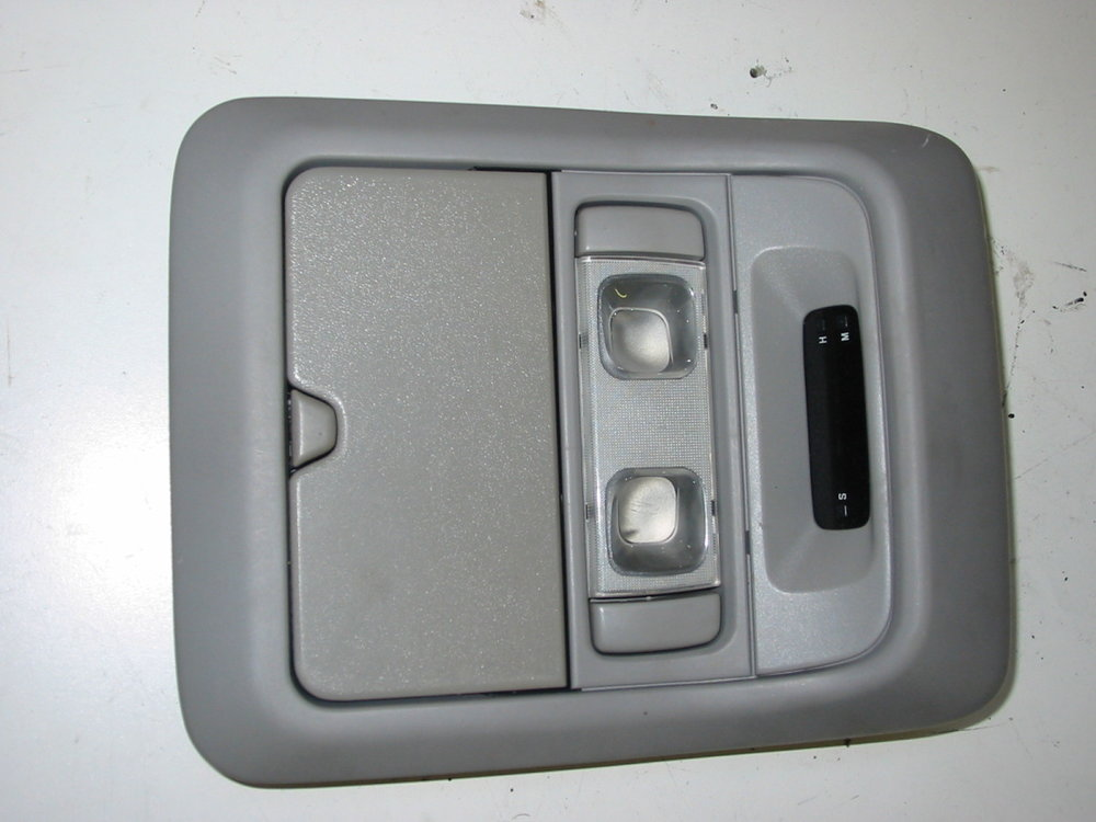 Map Light & Glasses Compartment (1998-2002 Forester)