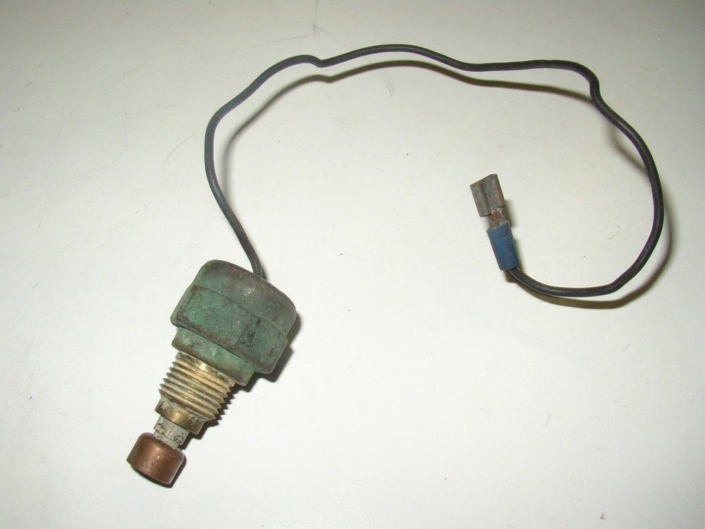 Sensor, temp # 1 (85-94 Loyale)