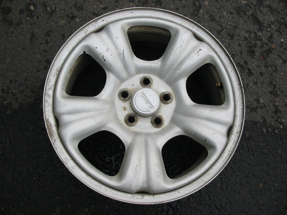 16'' 01-05 Forester, steel