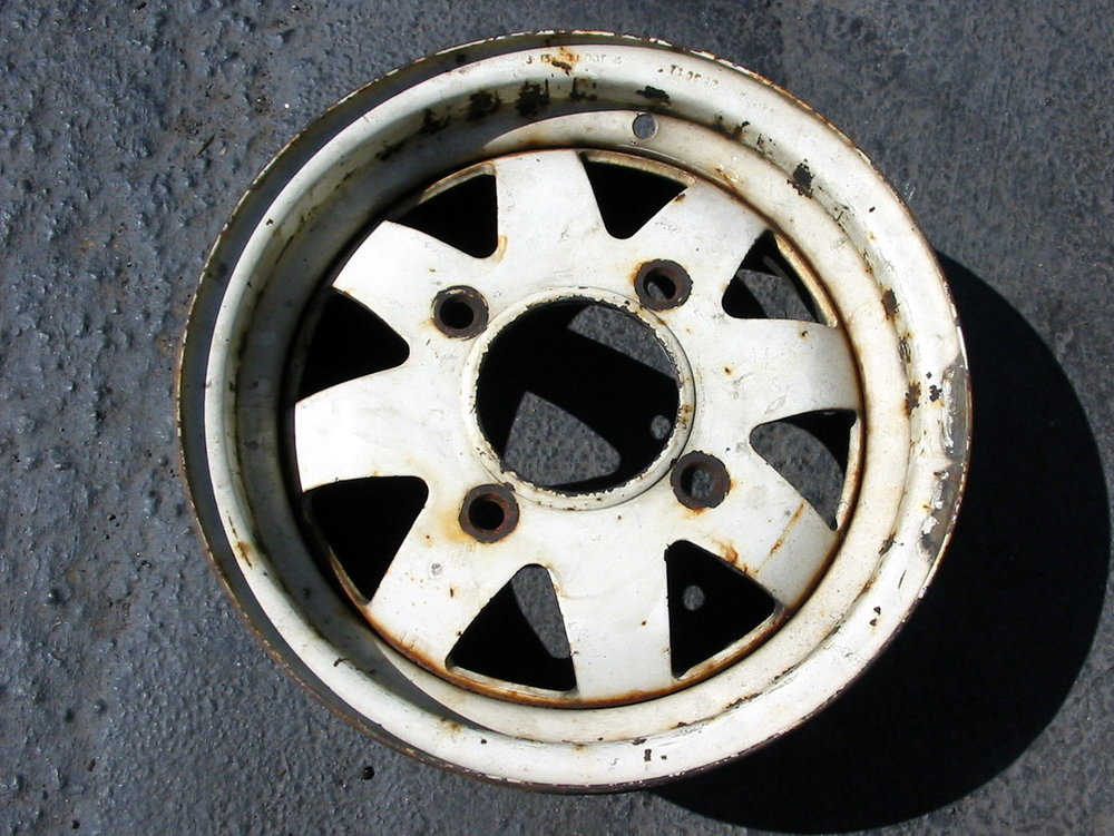 13'' EA81 std., DL, GL, Brat, Sedan, Coupe, Wagon 4 x 140mm