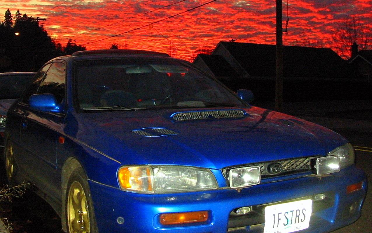Subaru Impreza 1998 RS