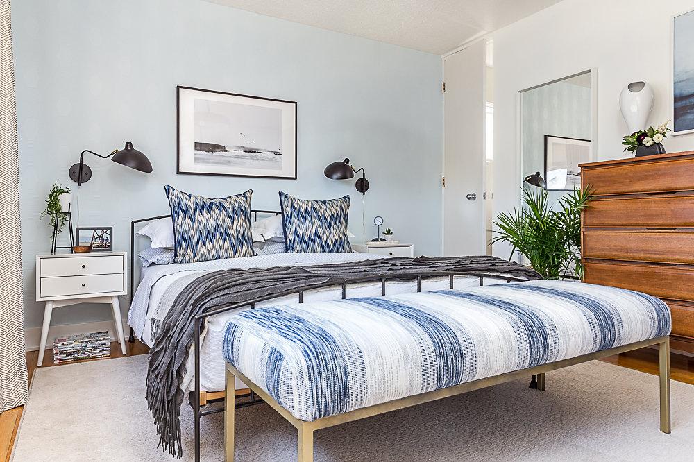 One Room Challenge Mid-Century Master Bedroomjpg