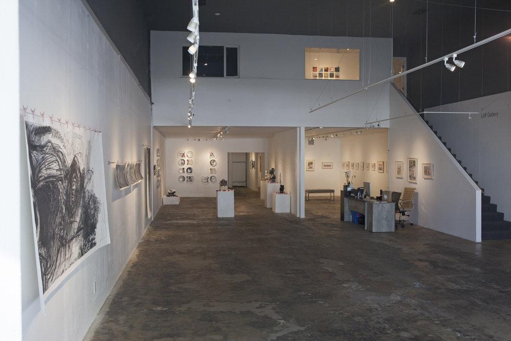 - Currently Exhibiting:Deborah Decker, Shelley Lazarus,Joe PinkelmanTuesday, November 20 - Saturday, December 15Opening Reception: Saturday, December 1, 5 - 8 pmArtist Talk: Saturday, December 15, 3 PMGallery Hours:Tuesday - Saturday, 11 am - 5 pmTelephone: 310.829.95565458 Wilshire Blvd, Los Angeles, CA 90036Press Release | Installation ImagesMap | SMALL WORKS LOFT EXHIBITION