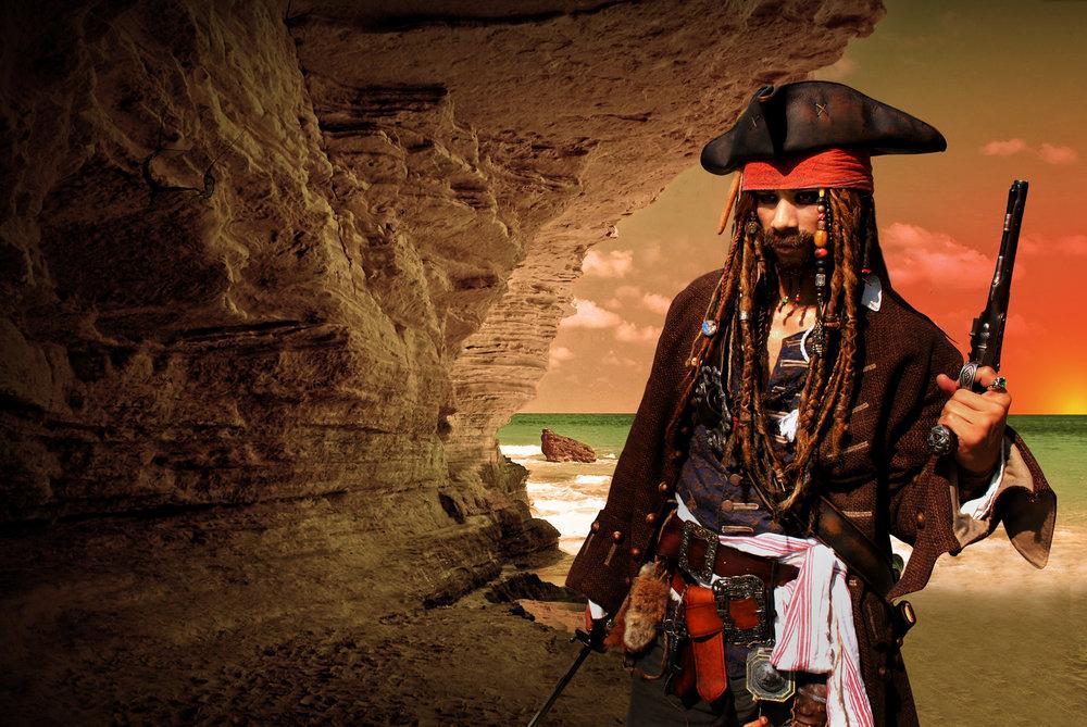 Jack Sparrow Full Costume