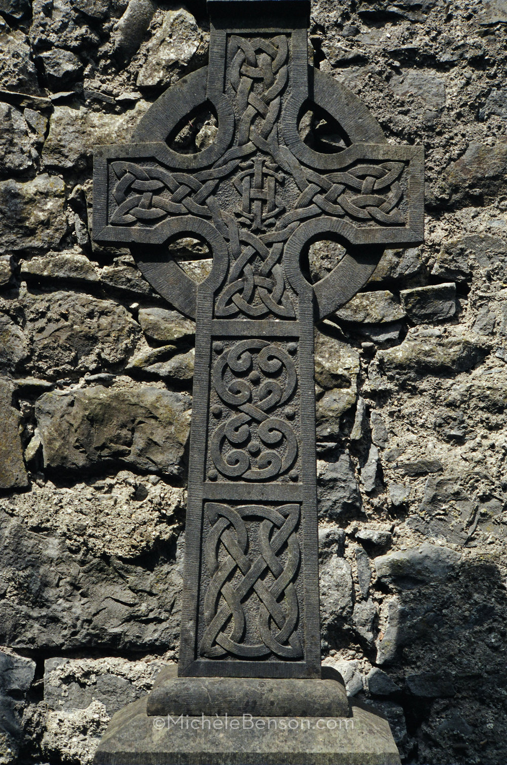 Ireland Ancient Celtic Cross