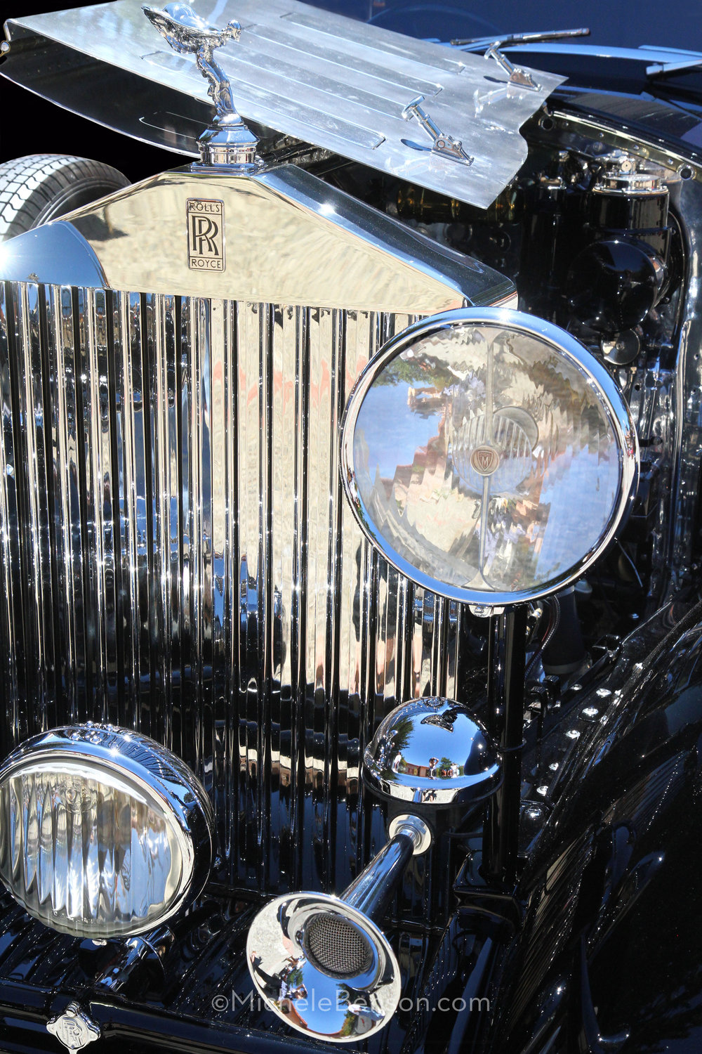 1930 Rolls Royce P1 Windblown Coupe Carmel, California 2015