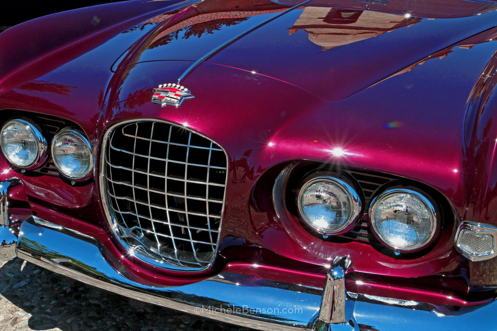 1953 Ghia Bodied Cadillac Series 62 Coupe Rita Hayworth – Petersen Museum