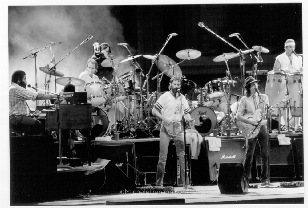 Doobie Brothers Farewell Tour 1982 Shoreline