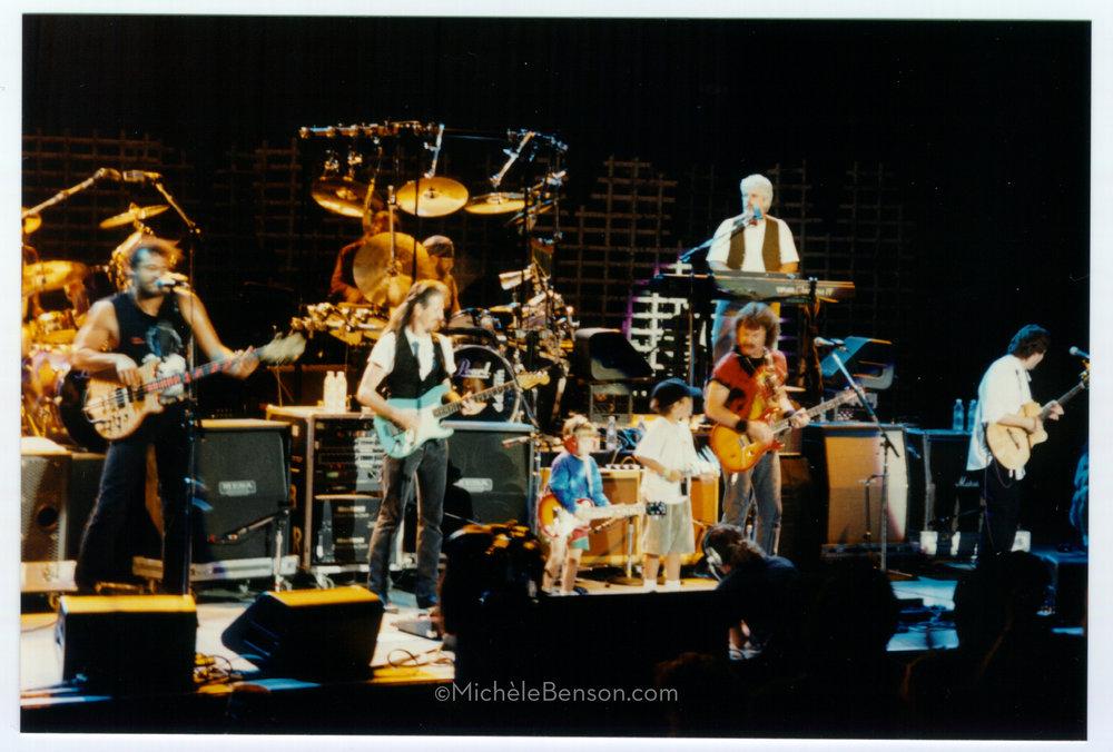 Doobie Brothers reunion 1996-family-matters-2