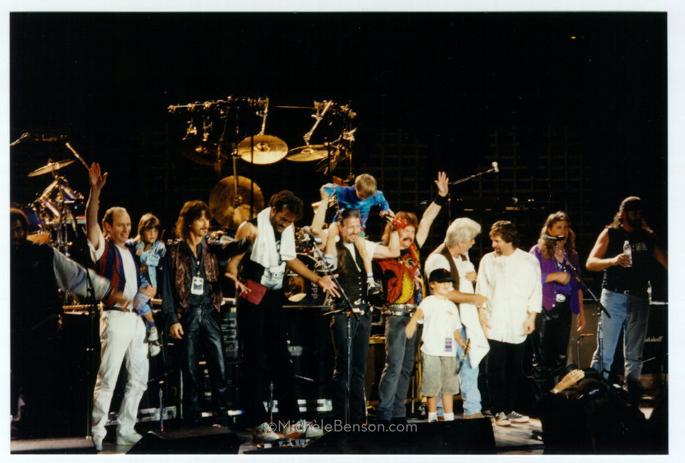 Doobie Brothers reunion 1996-shoreline-1
