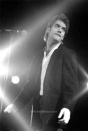 Huey Lewis at The Catalyst 1982