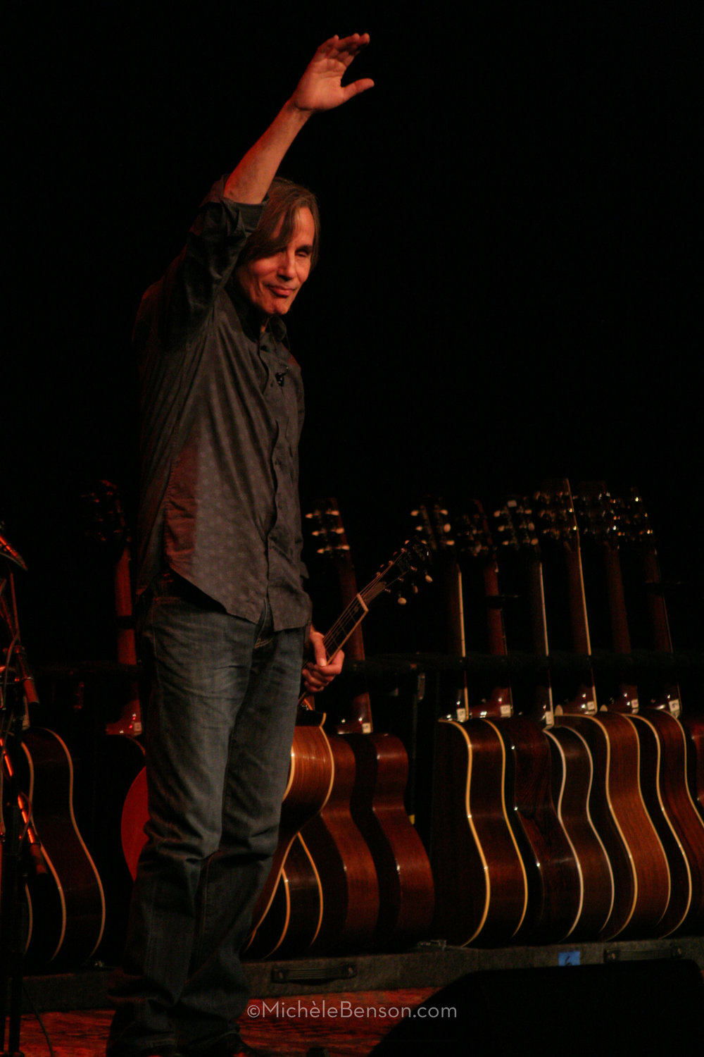 Jackson Browne Santa Cruz-Civic 02.24.11IMG_4706