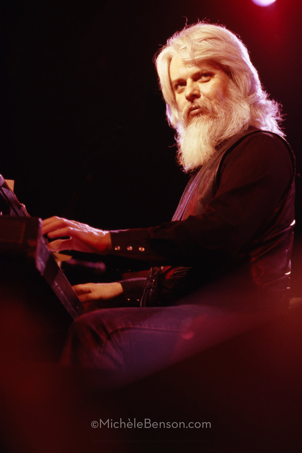 Leon Russell at The Catalyst
